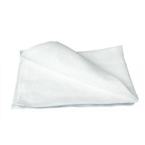 Салфетка техническая, вафельная хлопок, 45х80см, 240г/м2, белый