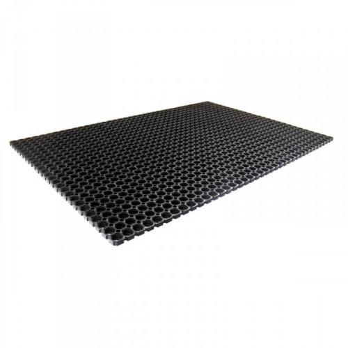 Резиновое покрытие универсальное черное 1000х1500х17 мм