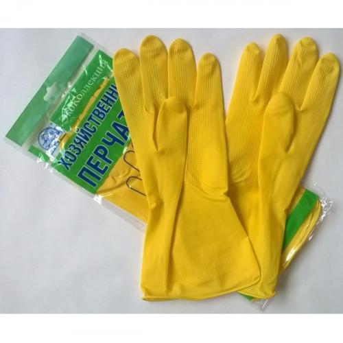 Перчатки латексные размер XL