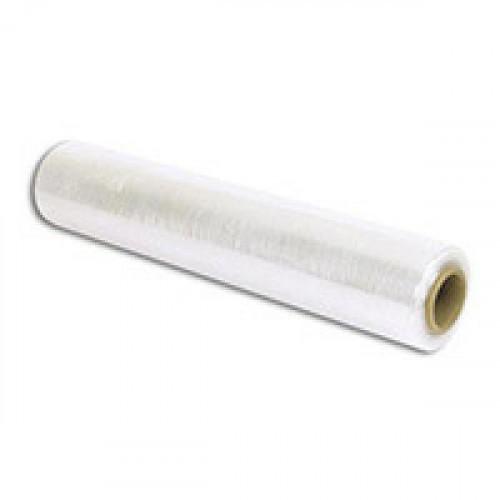 Пленка пищевая из полиэтилена 45 см х 300 м плотность 7.5 мкм белая (рул)