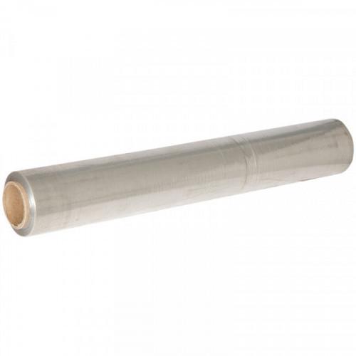 Стрейч-пленка для ручной упаковки OfficeSpace, нетто 1кг, Стандарт, 500ммх109м, 20мкм, растяжение 180%