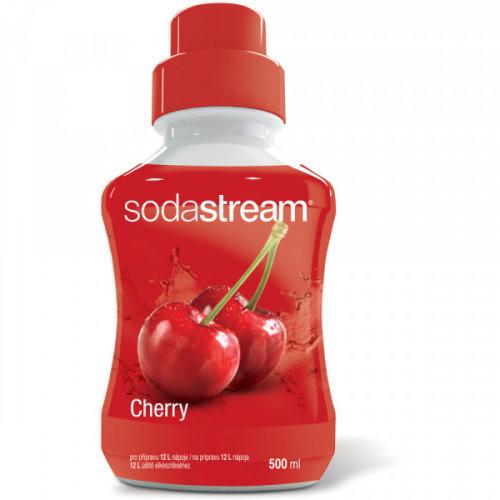 Сироп SodaStream Вишня 500 мл на 12 литров напитка