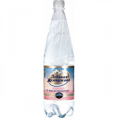Вода Ледяная Жемчужина 0,5 литра