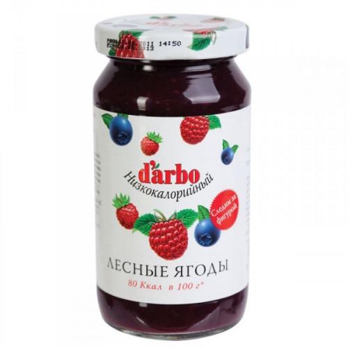 Конфитюр Darbo лесные ягоды 220 грамм