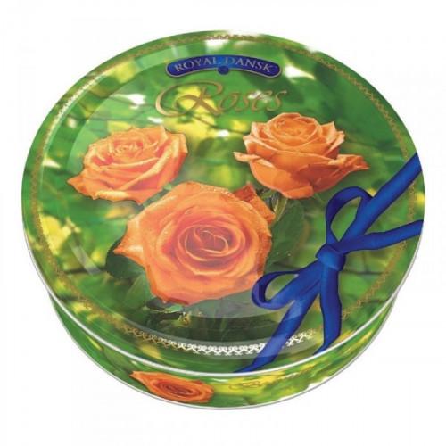 Печенье Bisca Розы 4 вида 400 грамм