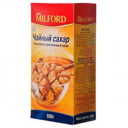 Сахар тростниковый Milford 500 грамм