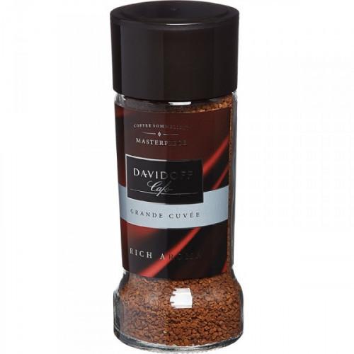 Кофе растворимый Davidoff Rich Aroma 100 грамм стекло