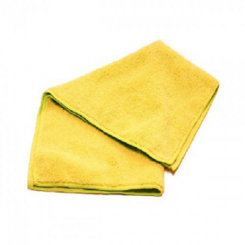 Салфетка из микрофибры, 30х30см, 220г/м2, ассорти (красная,желтая,зеленая,белая,синяя,черная)