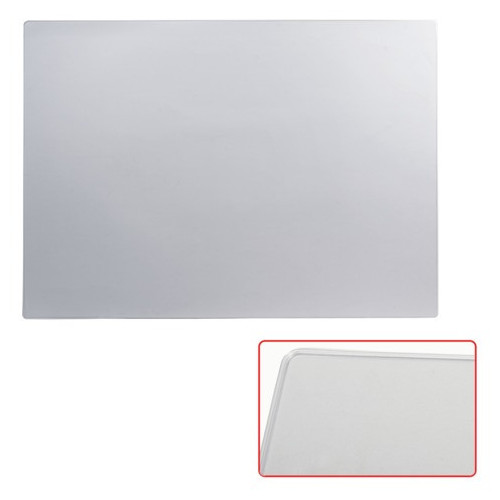 Коврик-подкладка 655х475 мм, прозрачный, матовый, ДПС, 2808