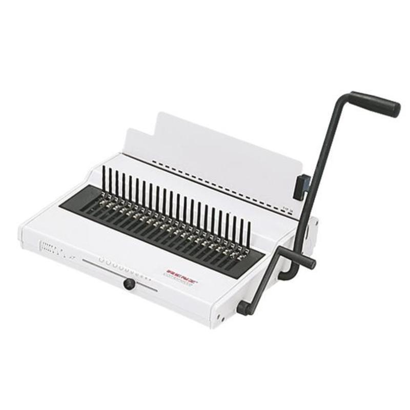 Брошюровщик Renz Combinette до 297 мм до 25 листов/до 500 листов пластмассовые пружины