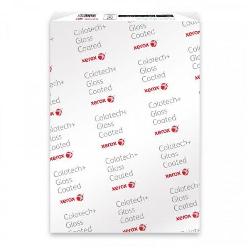 Бумага XEROX Colotech Gloss Coated (А4, 250г, 135CIE%, 250л.)