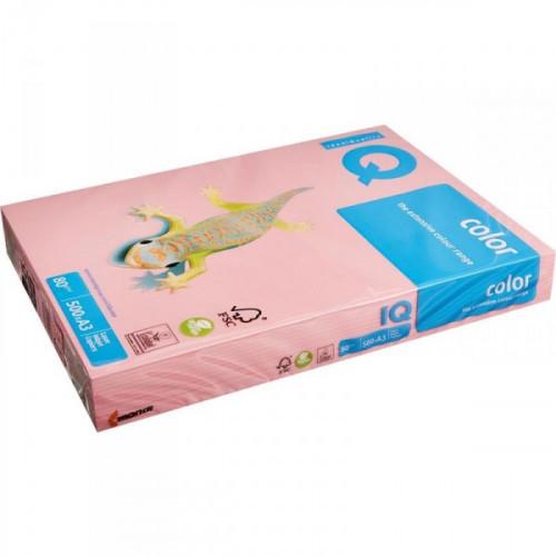 Бумага цветная IQ COLOR А3 80 г PI25-розовый 500 листов
