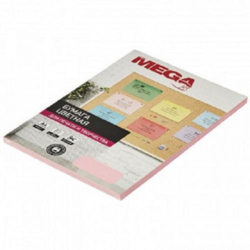 Бумага цветная Promega jet (розовая пастель) 80гр, А4, 50 листов