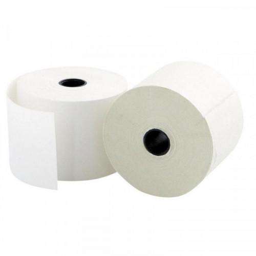 Чековая лента из офсетной бумаги 44 мм Promega jet (диаметр 50 мм, намотка 20 м, втулка 12 мм, 20 штук в упаковке)