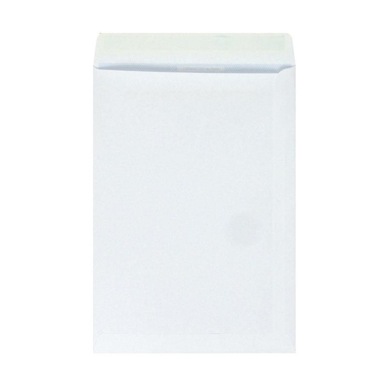 Пакет белый B4 стрип Businesspack 250х353 мм 120 г 200 штук в упаковке