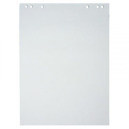 Блок бумаги для флипчартов белый 67,5х98 20 листов 5 блоков 80 грамм