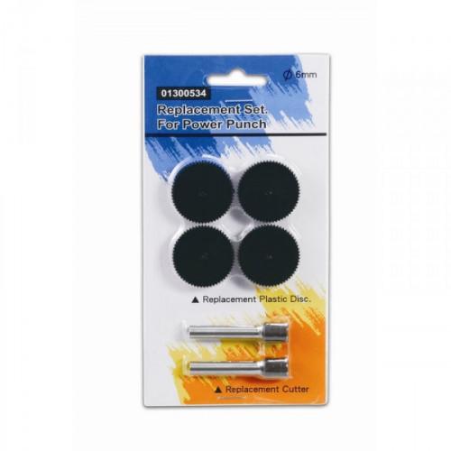 Запасные ножи и диски для дырокола KW-trio 9550
