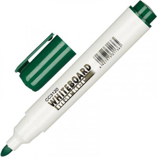 Маркер Для досок CC3120 зеленый 5мм.