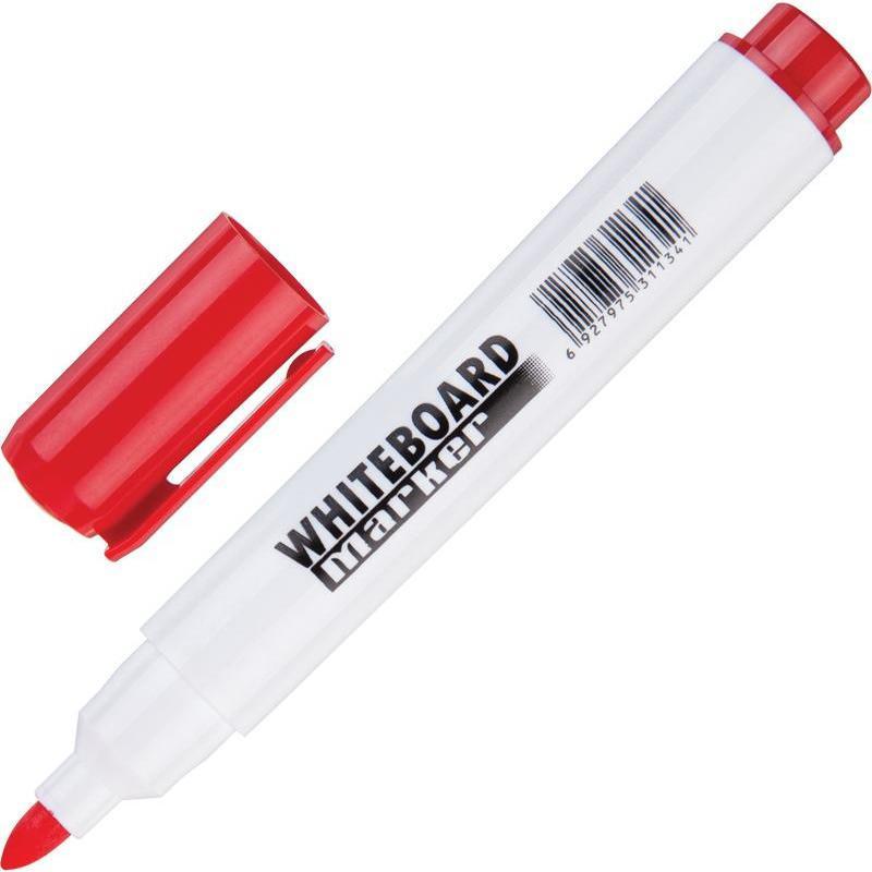 Маркер для досок CC3120 красный 5 мм
