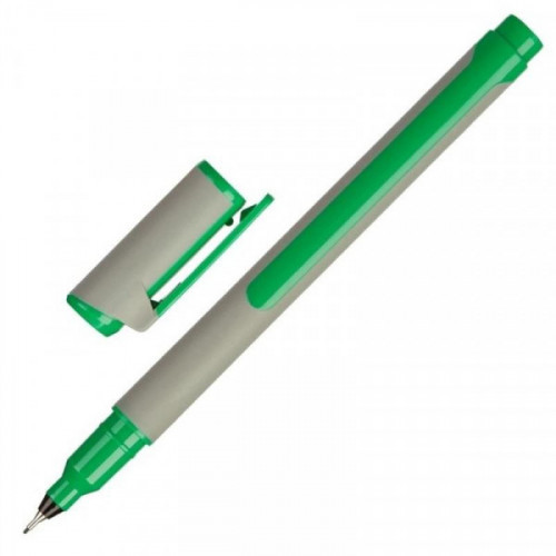 Линер Attache Selection корпус soft touch 0,5 мм зеленый