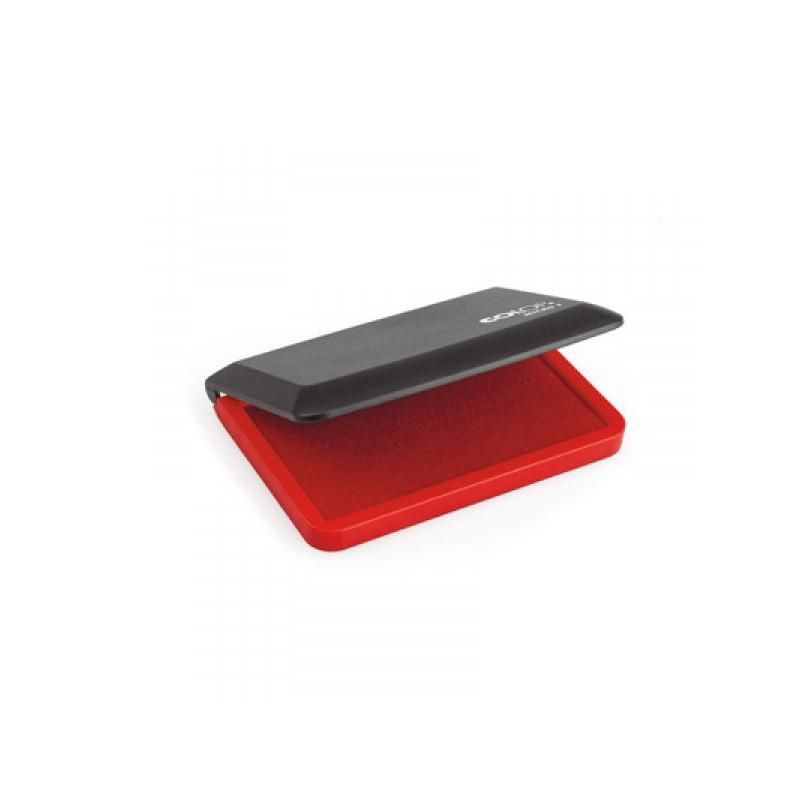 Подушка штемпельная настольная Micro 1 красная 9х5см Colop