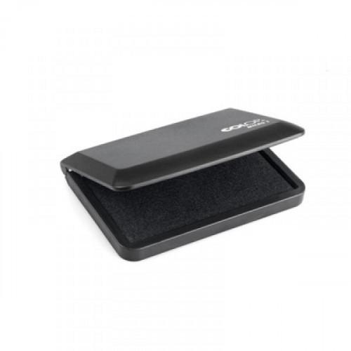 Подушка штемпельная настольная Micro 1 черная 9х5см Colop