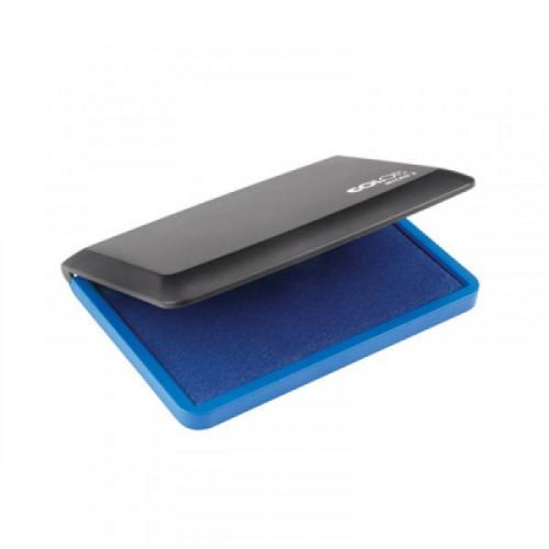Подушка штемпельная настольная Micro 2 синяя 11х7см Colop