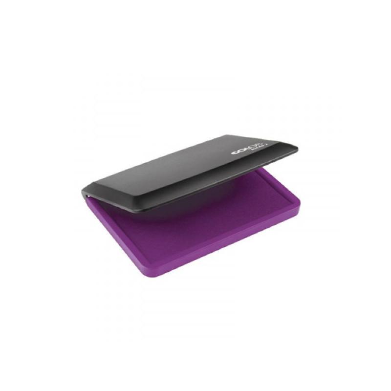 Подушка штемпельная настольная Micro 2 фиолетовая 11х7см Colop