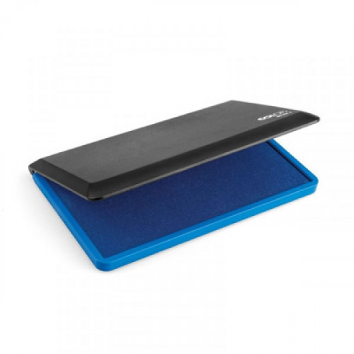 Подушка штемпельная настольная Micro 3 синяя 16х9см аналог 9053 Colop
