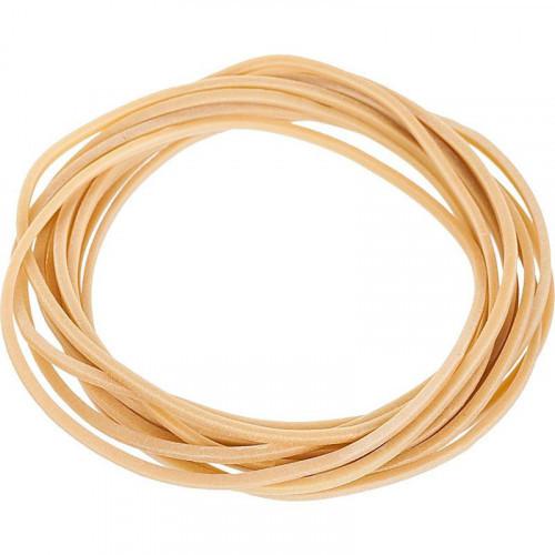 Резинка универсальная 100 г диаметр 60 мм цвет натуральный