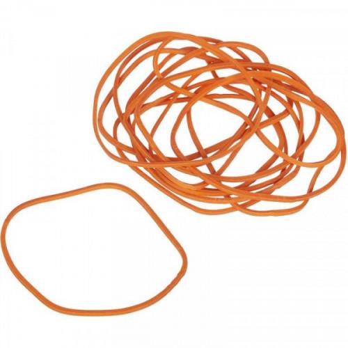 Резинка универсальная 500 грамм диаметр 60 мм оранжевый