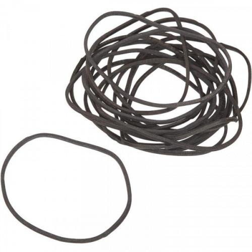 Резинка универсальная 500 грамм диаметр 60 мм черный