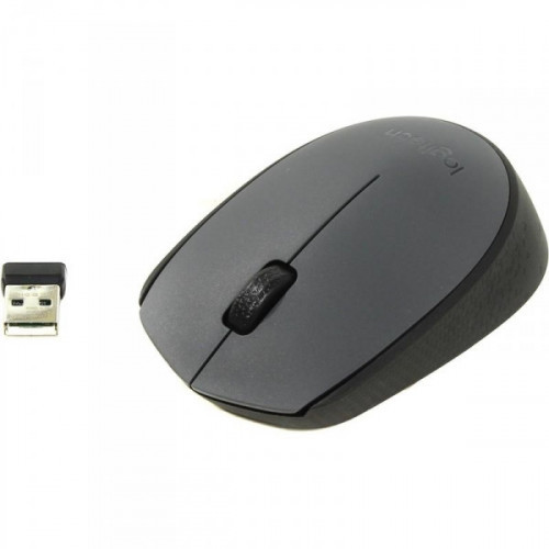 Мышь компьютерная Logitech 910-004642 Wireless Mouse M170