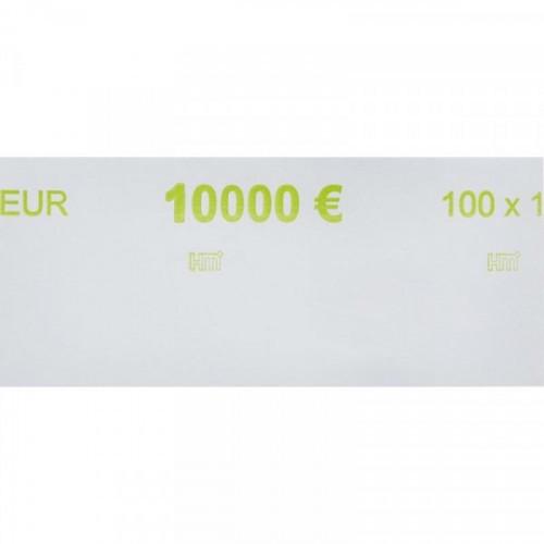 Кольцо бандерольное номинал 100 евро 500 штук в упаковке