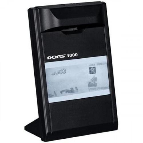 Детектор банкнот DORS 1000 M3 инфракрасный, черный