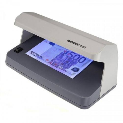 Детектор банкнот DORS 115 просмотровый