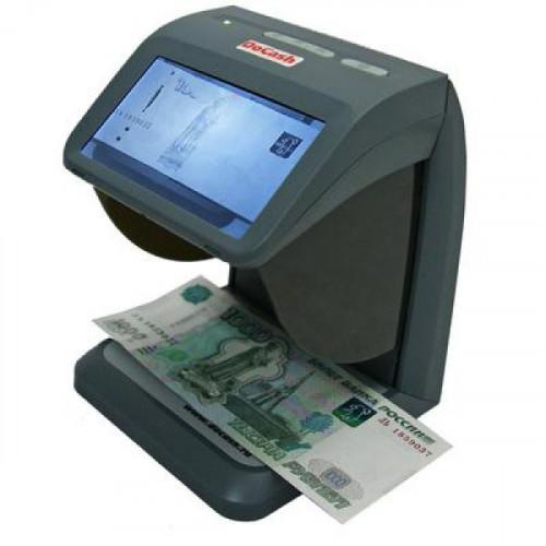 Детектор банкнот DoCash mini IR/UV/AS универсальный