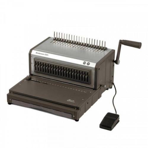 Брошюровщик PO Bindstream Е25 Plus до 297 мм до 25 листов/до 450 листов пластмассовые пружины электрический