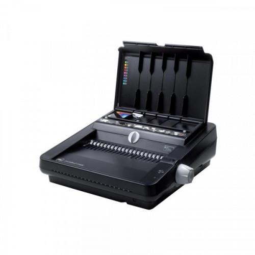Брошюровщик GBC CombBind C450E, А4, до25л./до450л. электрический