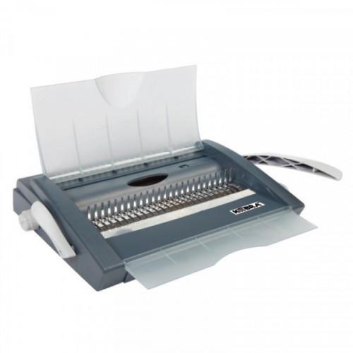 Брошюровщик Kobra Queenbind 500VD, А4, пробивает 25 листов/ сшивает 450 листа/ пластиковая пружина