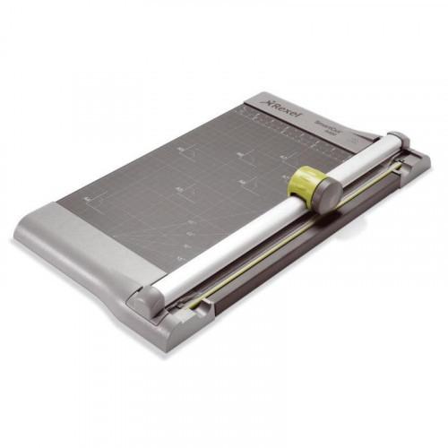Резак для бумаги Rexel SmartCut A400pro А4 320 мм до 10 листов роликовый автоматический прижим