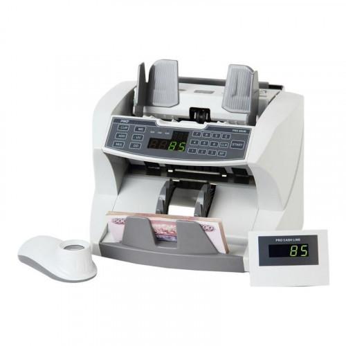 Счетчик банкнот PRO 85 UM до 1500 банкнот/минуту,детекция УФ и магнитная