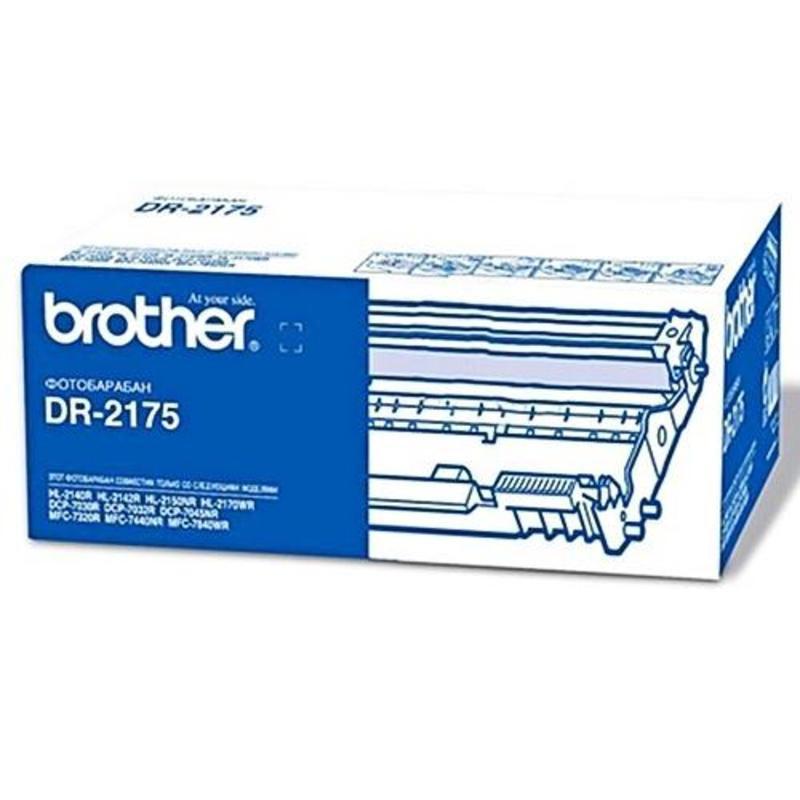 Барабан Brother DR-2175 черный