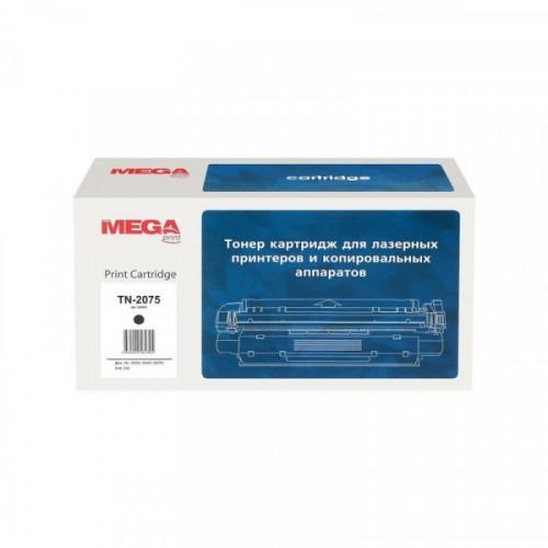 Картридж лазерный Pro Mega TN-2075 черный совместимый