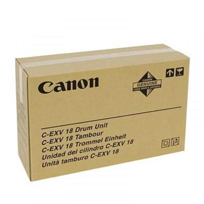 Барабан Canon C-EXV18 0388B002AA черный оригинальный
