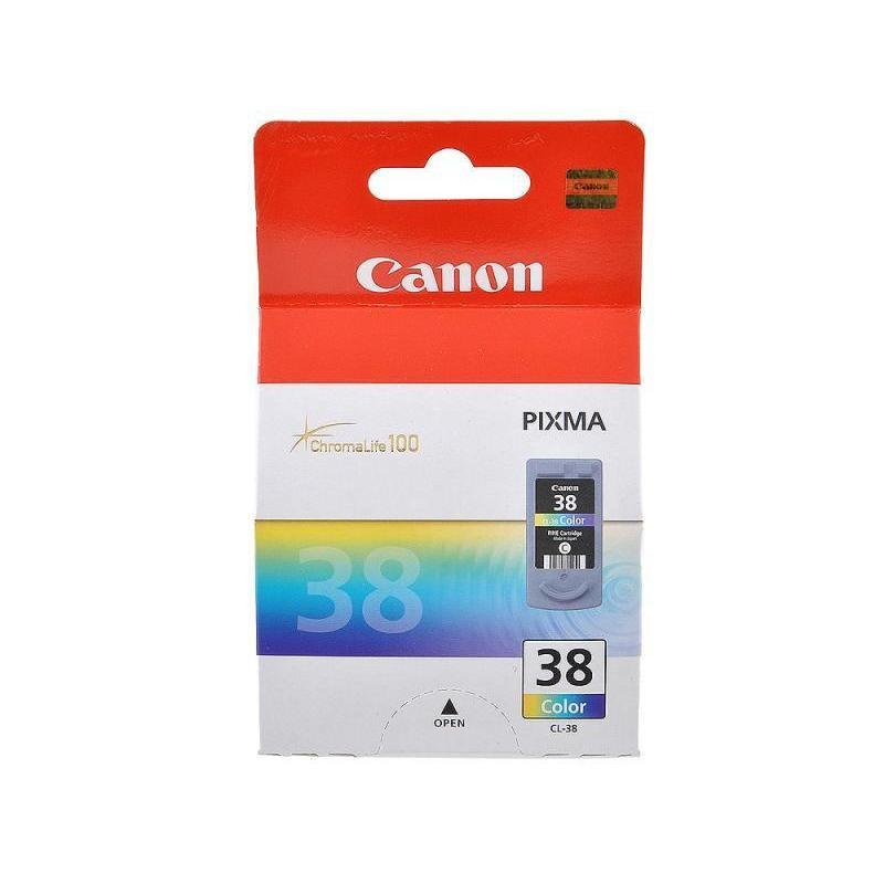 Картридж струйный Canon CL-38 2146B005 цветной оригинальный