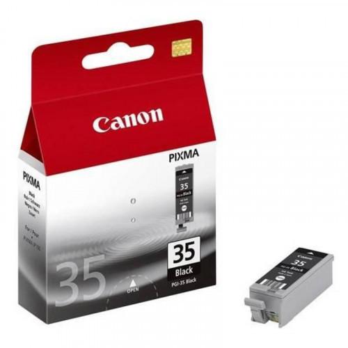 Картридж струйный Canon PGI-35 1509B001 черный оригинальный