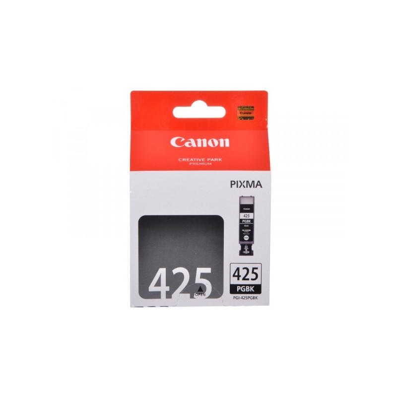 Картридж струйный Canon PGI-425PGBK 4532B005 черный оригинальный 2 штуки