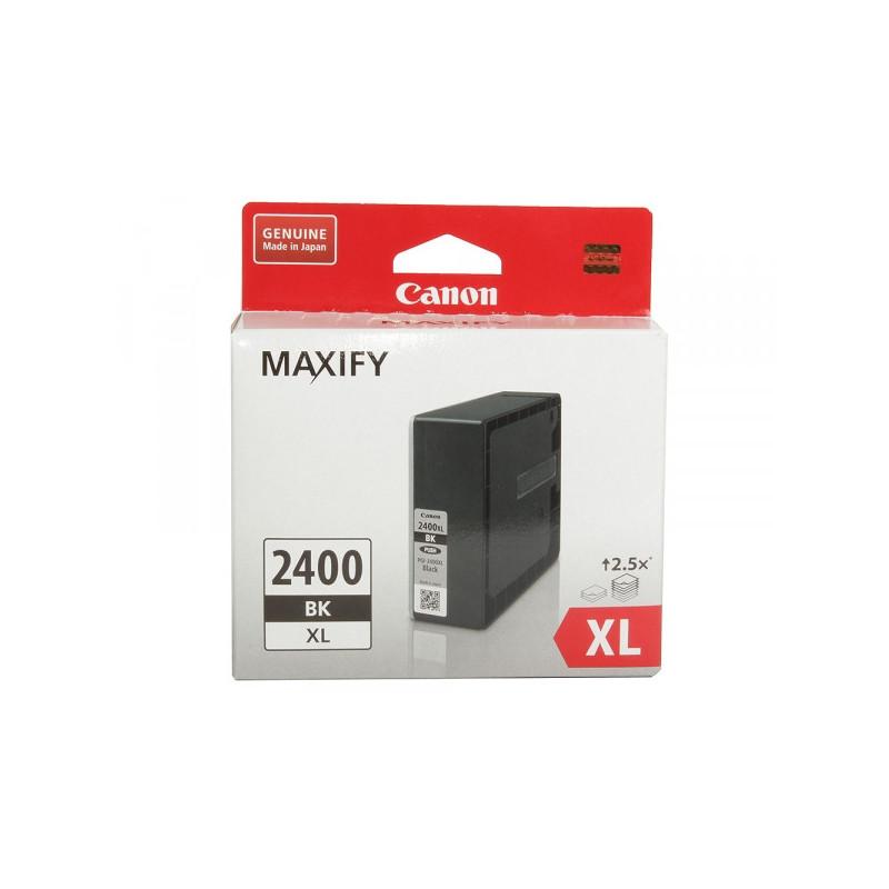 Картридж струйный Canon PGI-2400XL BK 9257B001 черный оригинальный