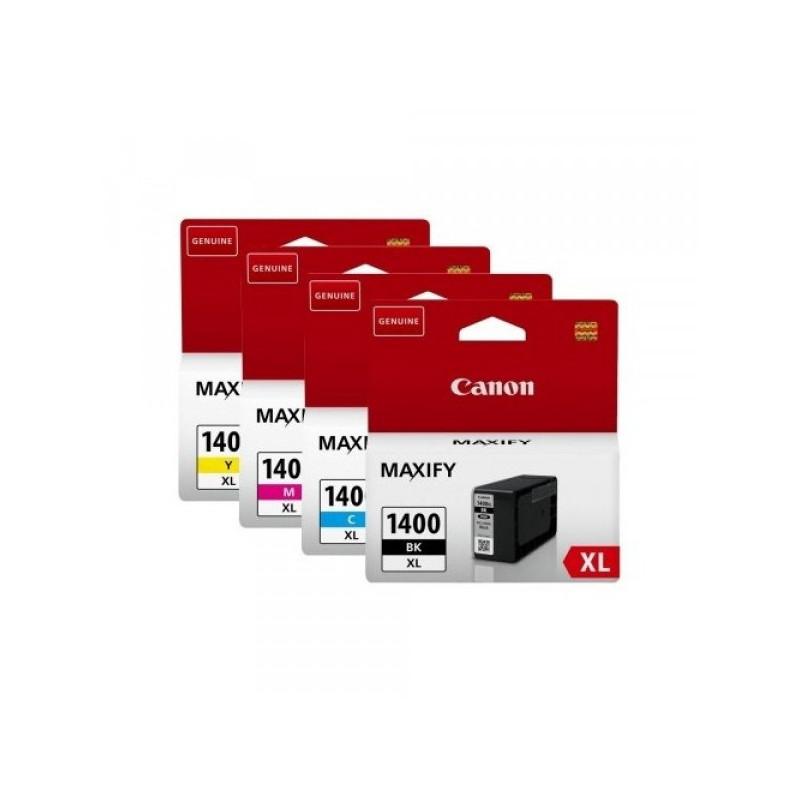 Картридж струйный Canon PGI-2400XL BK/C/M/Y 9257B004 4 цвета оригинальный